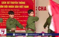Hà Nội tăng cường chống rét cho học sinh