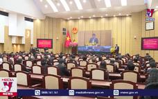 Hà Nội quán triệt Nghị quyết Đại hội Đảng bộ thành phố