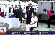 Mexico bắt đầu tiêm vaccine ngừa COVID-19