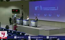 Anh và EU đạt thỏa thuận thương mại hậu Brexit
