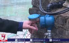 Bán nước sinh hoạt chui cho hàng nghìn hộ dân