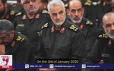 Năm 2020 nhiều biến động tại Trung Đông