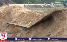 Khắc phục sự cố vỡ kênh Bắc Sông Chu - Nam Sông Mã