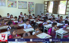Dạy tiếng Việt cho học sinh người dân tộc thiểu số