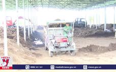 Vĩnh Phúc giảm thiểu ô nhiễm môi trường trong chăn nuôi