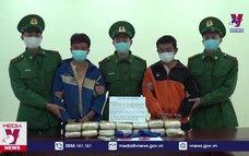 Điện Biên bắt 2 đối tượng vận chuyển ma túy