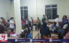Ngộ độc thực phẩm, hơn 100 người nhập viện tại Gia Lai