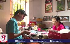 Ninh Bình hỗ trợ đào tạo nghề cho người khuyết tật