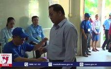 Campuchia thí điểm dự án bầu cử trực tuyến