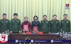 Quân đội tuyển dụng thân nhân liệt sỹ Đoàn 337