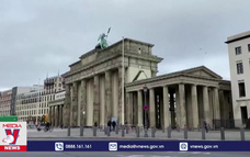 Thủ tướng Đức ủng hộ phong tỏa cứng trên toàn quốc