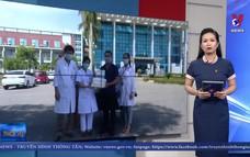 Trao tặng bảo hộ y tế cho Bệnh viện Đa khoa Quảng Trị