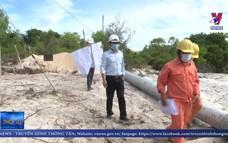 Dự án cấp điện cho đảo Nhơn Châu chậm tiến độ