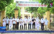 Ninh Bình tăng cường phòng, chống COVID-19 tại bệnh viện