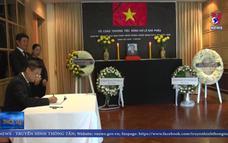 Chủ tịch Hạ viện Thái Lan viếng nguyên Tổng Bí thư Lê Khả Phiêu