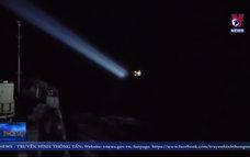 Cứu nạn tàu ngư dân Phú Yên bị sự cố hỏng máy