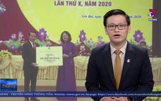 Phó Chủ tịch nước dự Đại hội Thi đua tại Yên Bái
