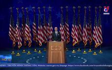 Ông Joe Biden tiếp nhận đề cử Tổng thống của đảng Dân chủ