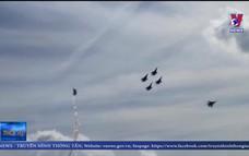 Không quân Nga biểu diễn tại Army 2020
