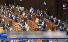 Quốc hội Hàn Quốc tạm thời đóng cửa do phóng viên nhiễm COVID-19