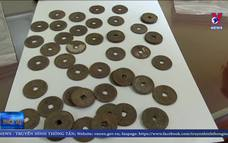 Phát hiện 100kg tiền cổ khi đào móng nhà ở Hà Tĩnh