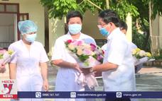 Bệnh nhân Covid-19 cuối cùng tại Ninh Bình được chữa khỏi