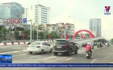 Thông xe cây cầu vượt quy mô lớn nhất Hà Nội
