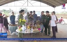 Phát hiện mộ tập thể chứa hài cốt liệt sỹ tại Đắk Nông