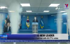 Cựu Thủ tướng Hàn Quốc được bầu làm Chủ tịch đảng cầm quyền