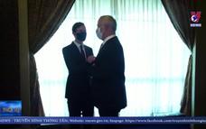 Cố vấn cấp cao Mỹ tới Trung Đông củng cố thỏa thuận hòa bình