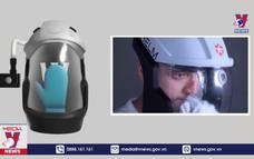 Mũ chống COVID của Việt Nam lọt top thiết kế công nghệ