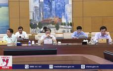Tiếp tục Phiên họp 48 Ủy ban Thường vụ Quốc hội