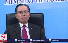 Lào đánh giá cáo kết quả Hội nghị Bộ trưởng Ngoại giao ASEAN lần thứ 53