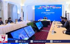 Khai mạc Diễn đàn Khu vực ASEAN lần thứ 27