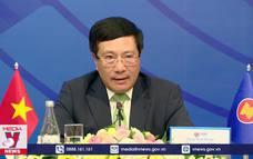 Họp báo về Hội nghị Bộ trưởng Ngoại giao lần thứ 53