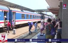 Bỏ quy định giãn cách trên tàu xe từ Đà Nẵng