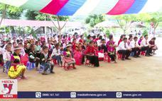"""107 """"Mái ấm tình thương"""" cho hộ nghèo tại Sơn La"""