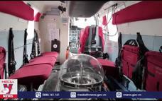 Triển lãm trực thăng quốc tế HeliRussia-2020