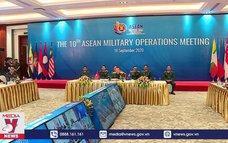 Hội nghị trực tuyến Cục trưởng Tác chiến Quân đội các nước ASEAN