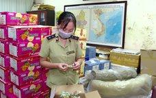 Thu giữ hàng nghìn chiếc bánh trung thu nhập lậu trong tháng 8