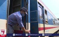 Đường sắt giảm khai thác gần 2.900 chuyến tàu