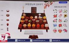 Tết trung thu trực tuyến ở Hàn Quốc