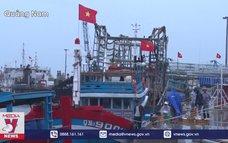 Quảng Nam yêu cầu tất cả ngư dân đều phải rời tàu