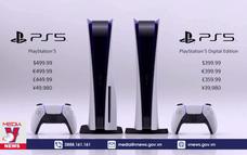 Sony ra mắt PlayStation 5 vào tháng 11