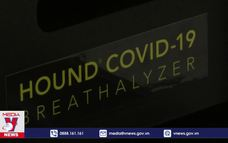 Mỹ thử nghiệm thiết bị phát hiện COVID-19 qua hơi thở