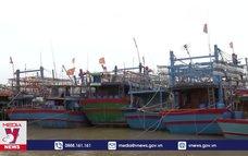 Biên phòng Quảng Nam hỗ trợ nhân dân chống bão số 5