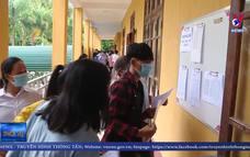 Lạng Sơn siết chặt phòng dịch trong thi tốt nghiệp đợt 2