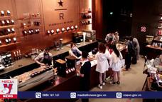 Trung Quốc thu hút các thương hiệu cà phê quốc tế
