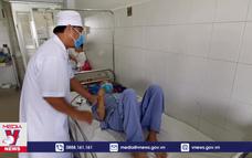 Cứu sống bệnh nhân bị thanh sắt đâm xuyên đầu