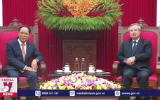 Việt Nam - Hàn Quốc đẩy mạnh hợp tác trong tình hình mới